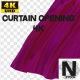 Curtain Opening V2 - VideoHive Item for Sale