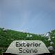Exterior Render Scene Set 001