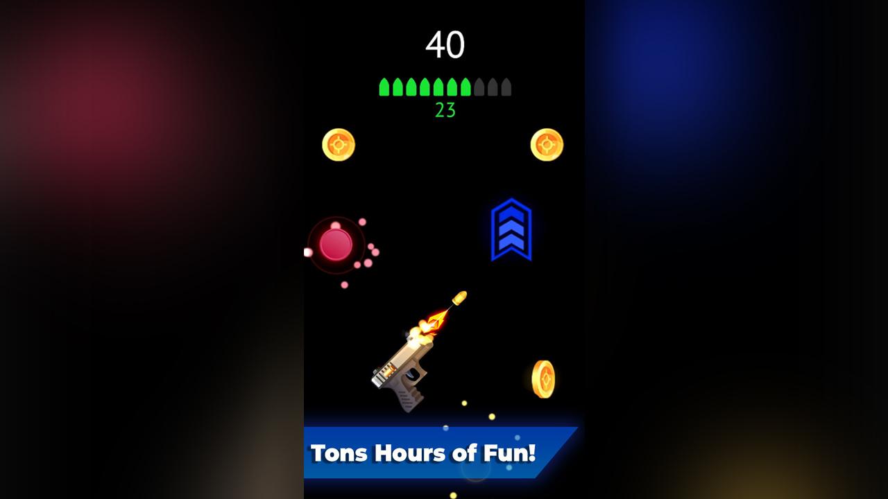 Flip The Gun - Arcade