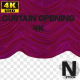 Curtain Opener 4K - VideoHive Item for Sale