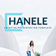 Hanele Creative Google Slide Template - GraphicRiver Item for Sale