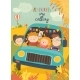 Children Traveling By Bus - GraphicRiver Item for Sale