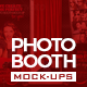 The Photo Booth Mock-Up Template