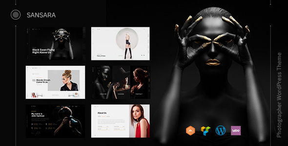 Photography | Sansara Photography WordPress for Photography