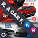 Rent A Car Flyer Bundle Templates - GraphicRiver Item for Sale