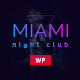 Miami | Disco Night Club WordPress - ThemeForest Item for Sale
