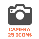 Camera Filled Icon - GraphicRiver Item for Sale