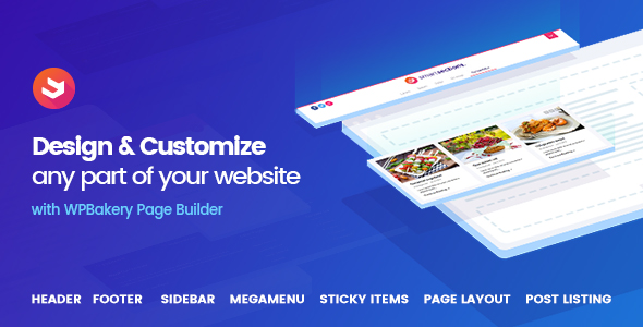 Smart Sections Theme Builder - WPBakery Page Builder Addon - CodeCanyon Item for Sale