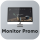 Monitor Presentation - VideoHive Item for Sale