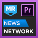 News Network Pack | MOGRT for Premiere Pro - VideoHive Item for Sale