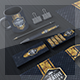 Patternark Corporate Stationary Identity - GraphicRiver Item for Sale