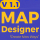 Map Designer - VideoHive Item for Sale