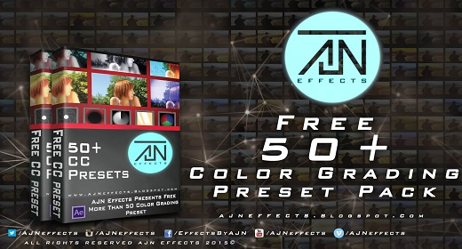 After Effects Presets