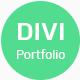 DIVI - Personal Portfolio PSD Template - ThemeForest Item for Sale
