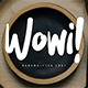 Wowi Typeface - GraphicRiver Item for Sale