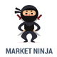 Market Ninja Keynote Presentation Template - GraphicRiver Item for Sale
