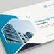 A5 Landscape Corporate Profile - GraphicRiver Item for Sale