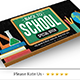 Back to School Facebook Cover - GraphicRiver Item for Sale