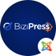 BiziPress - Multipurpose Joomla Business Template - ThemeForest Item for Sale