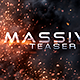 Massive Impact Teaser - VideoHive Item for Sale
