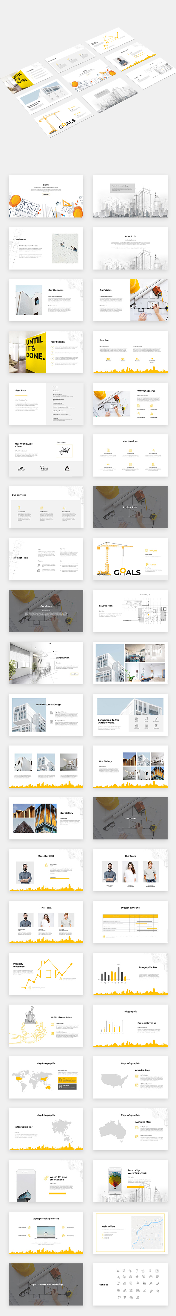 Calyx Powerpoint Template - PowerPoint Templates Presentation Templates