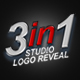 3in1 Studio Logo Reveal - VideoHive Item for Sale