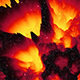 Halloween Lava Magma Background - VideoHive Item for Sale