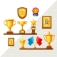 Awards and Trophy Background - GraphicRiver Item for Sale