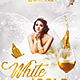 White Gold Party - GraphicRiver Item for Sale