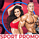 Sport Fitness Promo - Sport Gym Presentation - VideoHive Item for Sale