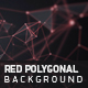 Red Polygonal Background - VideoHive Item for Sale