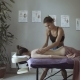 Female Massage Treatment in the Salon. Relaxing - VideoHive Item for Sale