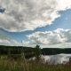 Timelaps of Fluffy Clouds in Sky Outdoors - VideoHive Item for Sale