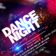 Night Party Flyer Poster - GraphicRiver Item for Sale