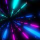 Flashing Neon Lights