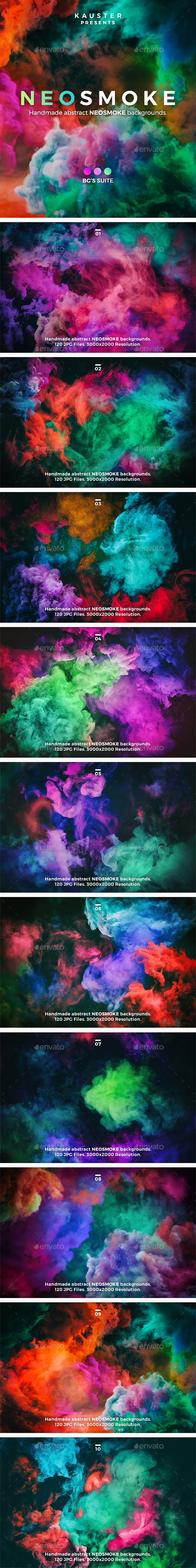 Neosmoke Backgrounds - Abstract Backgrounds