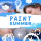 Paint Summer Slideshow - VideoHive Item for Sale
