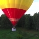 Balloon Takes Off in the City - VideoHive Item for Sale