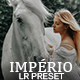 Imperio Lightroom Preset - GraphicRiver Item for Sale