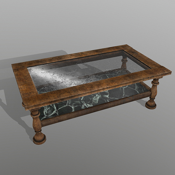 Wood_Tablet_ - 3DOcean Item for Sale