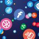Social Media Background - VideoHive Item for Sale