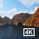Lake Mountains 4K