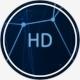 Plexus Background - Circle - VideoHive Item for Sale