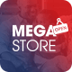 MegaStore - Super Market Ecommerce  HTML Template - ThemeForest Item for Sale