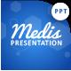 Medis Medical Presentation Template