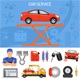 Car Service Banner - GraphicRiver Item for Sale