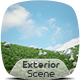 Exterior Render Scene Set 007
