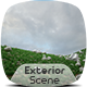 Exterior Render Scene Set 008