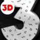 Lakose 3D Text Styles Part 37 - GraphicRiver Item for Sale