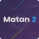 Matan 2 Powerpoint Template - GraphicRiver Item for Sale